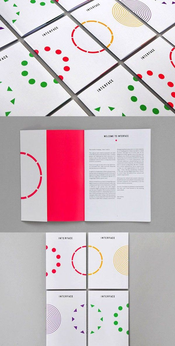 The Globe Theatre Identity by Patrick Fry