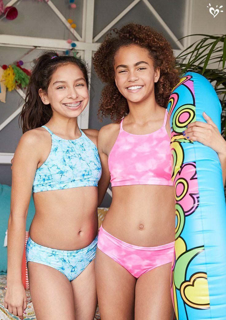 015454d1d4 Spring Break, here she comes! | Justice Swimwear in 2019 | Cute ...