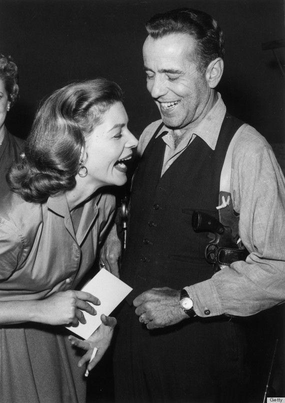 The Reason Humphrey Bogart Fell For Lauren Bacall (PHOTOS)
