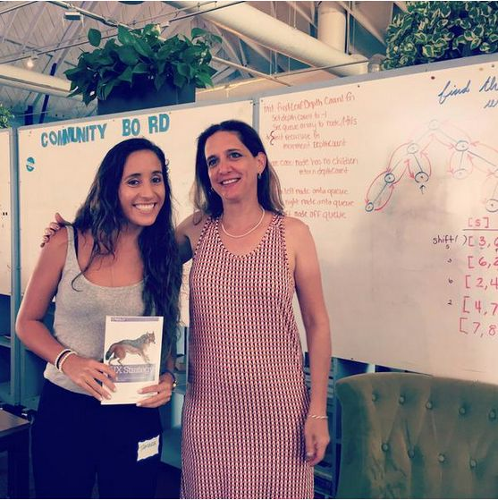 Tamara G ‏@IoTagger  Jul 17 Learning about #uxstrategy from author  @jaimerlevy @OReillyMedia  @CrossCampusLA #UX #uxdesign #crosscampusla