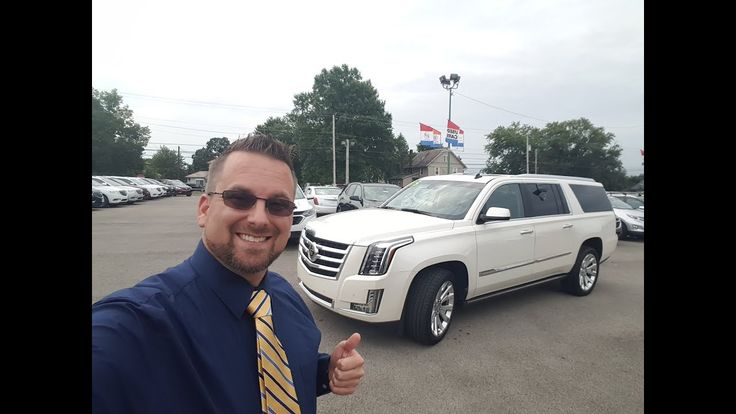Pinterest friends I just hit 500 subscribers on YouTube. Please help me on my way to 600. Here is my Channel: https://www.youtube.com/WayneUlery 2015 Cadillac Escalade ESV for Brittney See what Wayne's Cadillac customers are saying at http://wyn.me/1mXK9LG #Daregreatly #Standardoftheworld #Cadillac   Got Onstar?  Have a GM vehicle without it?  Get a trial for 90 days.   Learn more: http://wyn.me/2kYaUIT  For national sales contact Wayne Ulery at 330.333.0502  See behind the scenes at…