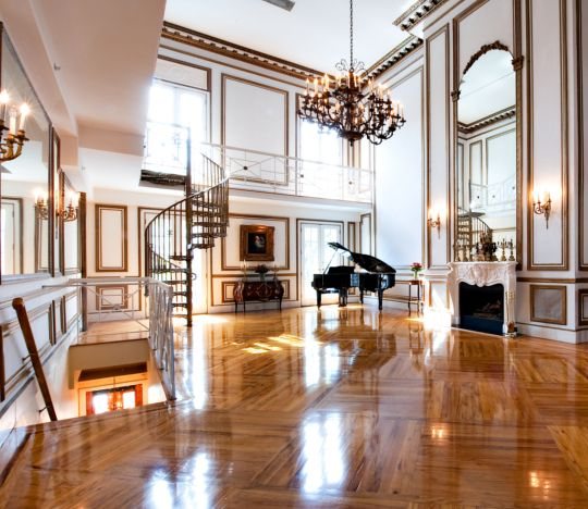 James Ward Mansion In Westfield Great Venue Option For Intimate Weddings