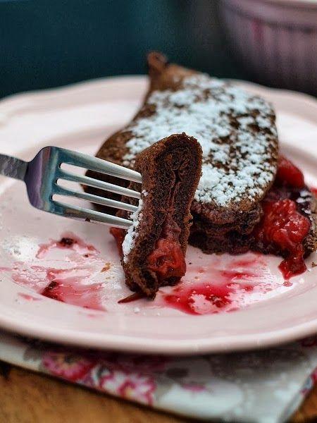 Słodkie inspiracje: Omlet czekoladowy