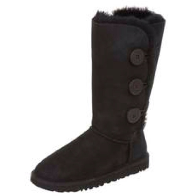 Ugg Button Black Friday Shoes