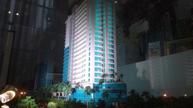 Maket Plan Apartemen Bellevue Place Tebet - CBD MT Haryono Jakarta