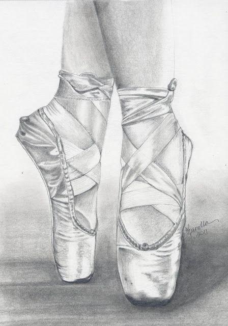 Dancers feet.