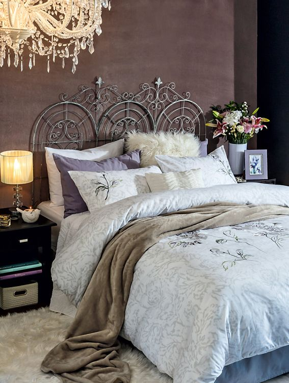 How to create a headboard from our metal wall art - Mr Price Home