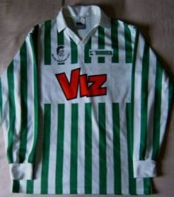 hogger kit - blyth spartans 93 94