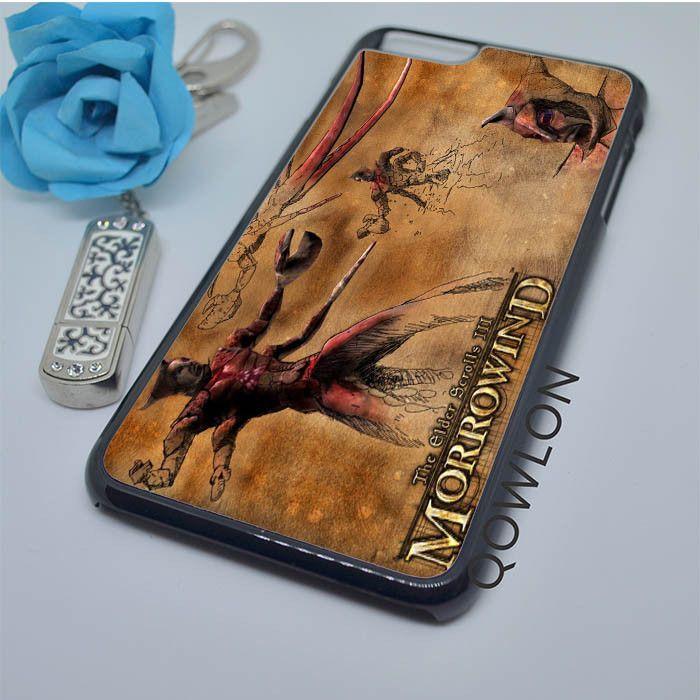 The Elder Scrolls Morrowind iPhone 6 Plus | 6S Plus Case