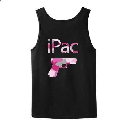 Exclusive IPac T-shirt! IPac T-shirt! Exclusive - iPac Urban Pink Camo Tank Top T-Shirt Camouflage Pro Gun 2nd Amendment Rights Fight for your Second Amendment rights with our exclusive IPac T-shirt! Grab your FREE T-shirt below. Fight for your Second Amendment rights with our exclusive IPac T-shirt! Grab your FREE T-shirt below.