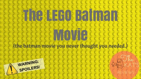 "Here's my review on ""The LEGO Batman Movie""."