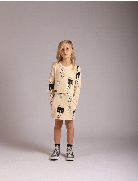 Littlehorn Bonjour Bowtie Dress