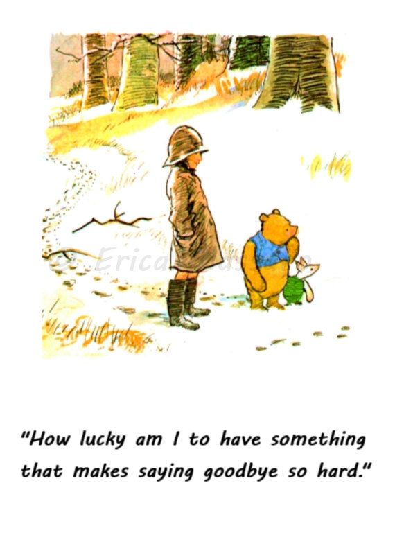 Winnie The Pooh Quotes What Day Is It Pictures Winnie The Pooh
