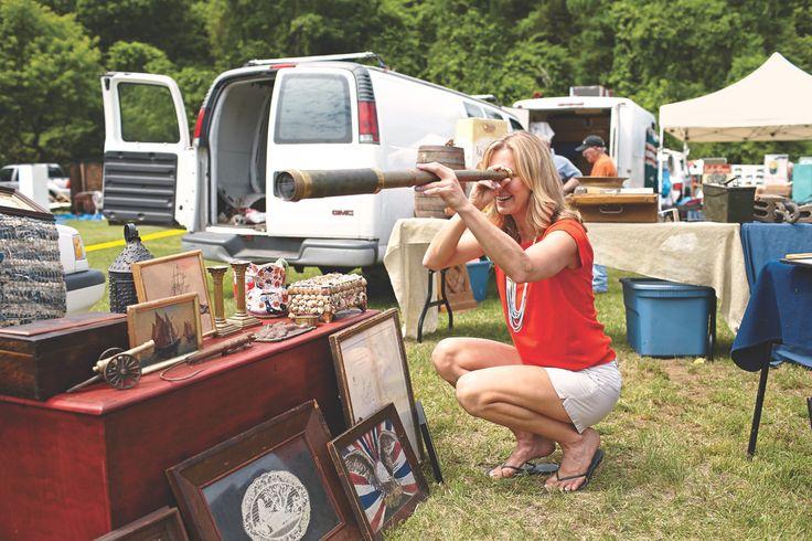 'Good Morning America's' Lara Spencer talks flea market fun, finds