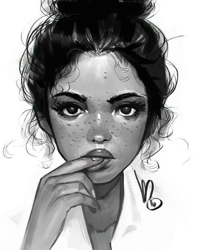 17 Best ideas about Girl Face Drawing on Pinterest | Face sketch ...