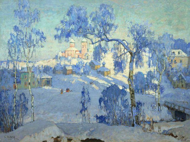 Konstantin Gorbatov (1876-1945)
