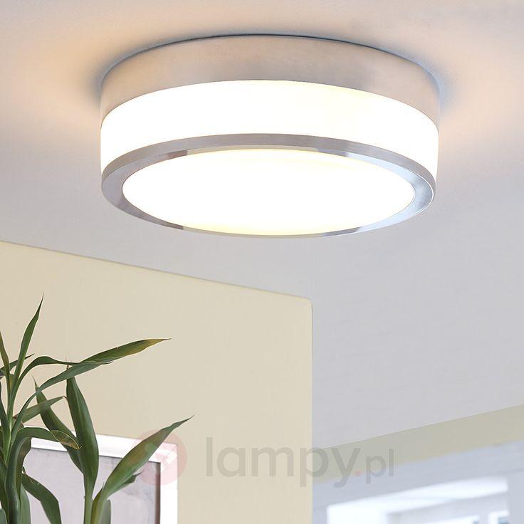 Lampa sufitowa FLAVI do łazienek, LED E27, chrom 9620635
