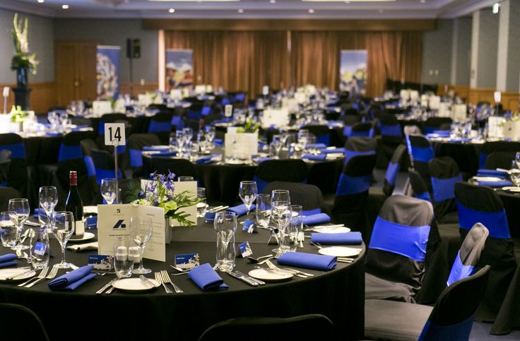 Corporate Event Rooms