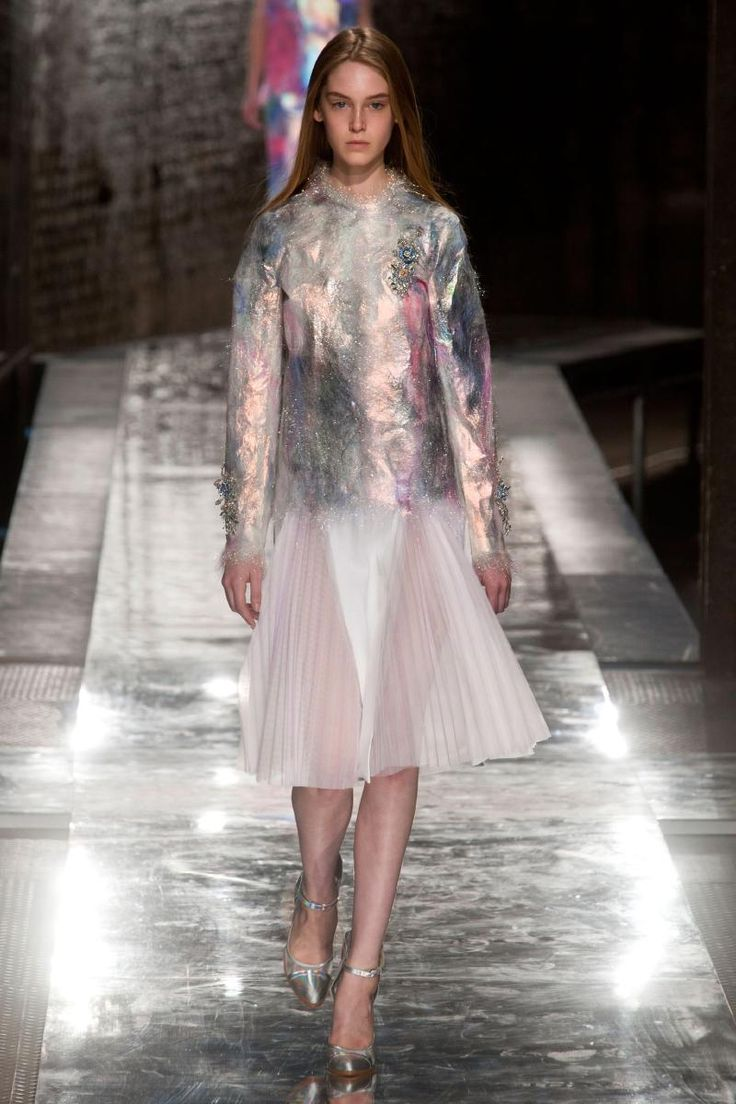 Christopher Kane, London, Spring 2014