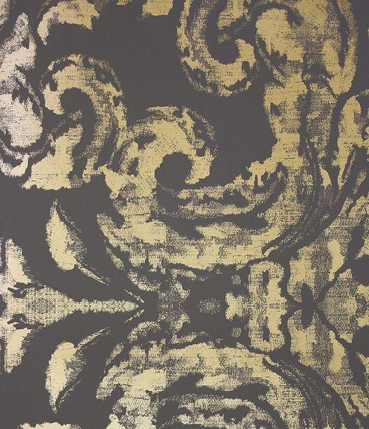 10 besten Wallpaper Bilder auf Pinterest Tapeten, Malen und - goldene tapete modern design