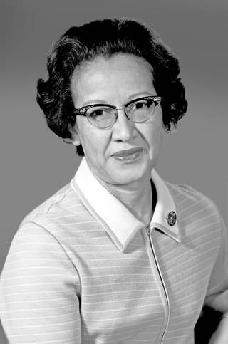 Katherine Coleman Goble Johnson. Physicist and mathematician who made contributions to the United States' aeronautics and space programs with the early application of digital electronic computers at NASA. Known for accuracy in computerized celestial navigation, she conducted technical work at NASA that spanned decades.