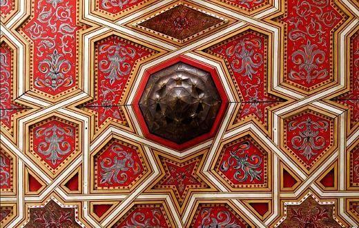 Mediteranian Kitchen Floor Patterns With  X  Tiles