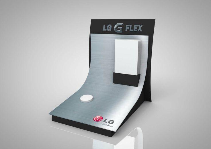 LG F Flex expo