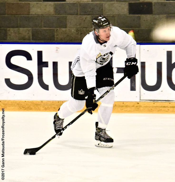 Is LA Kings RW Prospect Matt Luff Ready To Make The Jump To Pro Hockey?