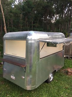 0fe80c6a24cbd1 Carapark caravan retro vintage food truck trailer