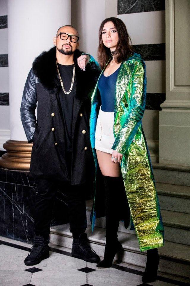 No Lie Dua Lipa And Sean Paul Are A Power Team Dua Lipa Famous Fashion