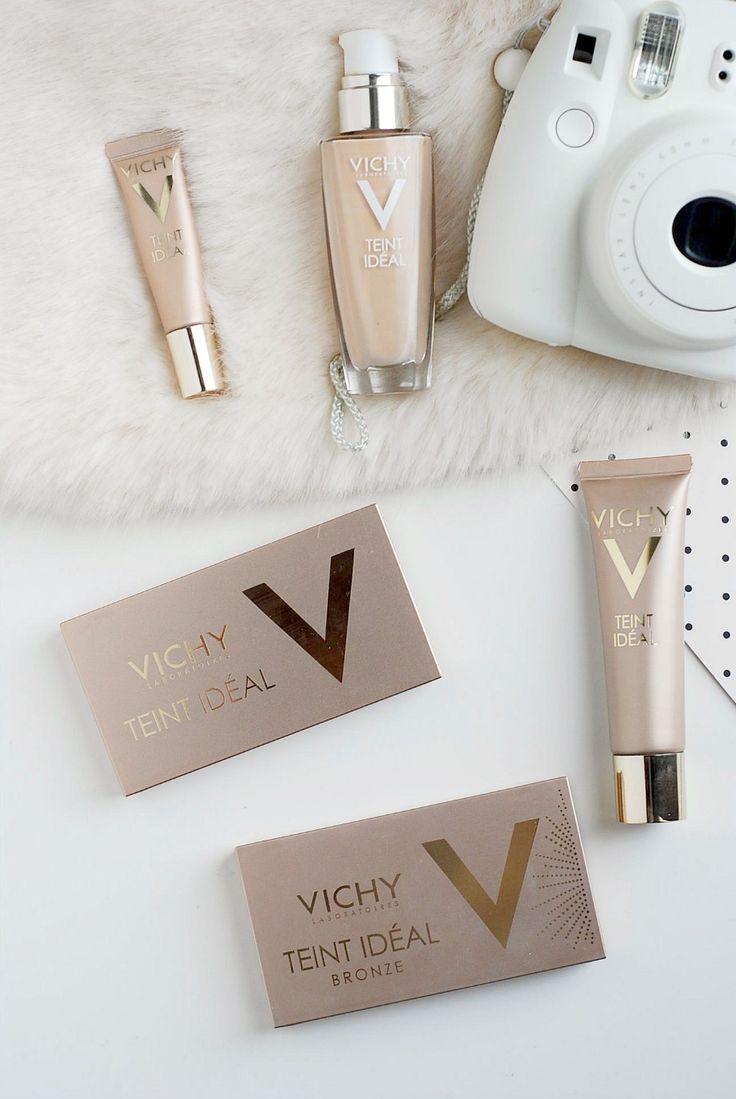Vichy Teint Idéal makeup