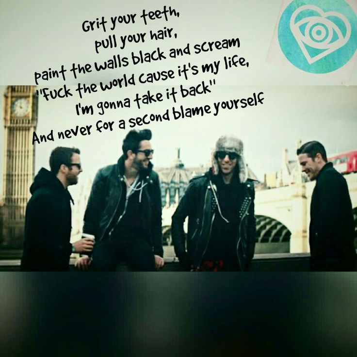 5670 best All Time Low images on Pinterest   Lyrics, Music lyrics ...