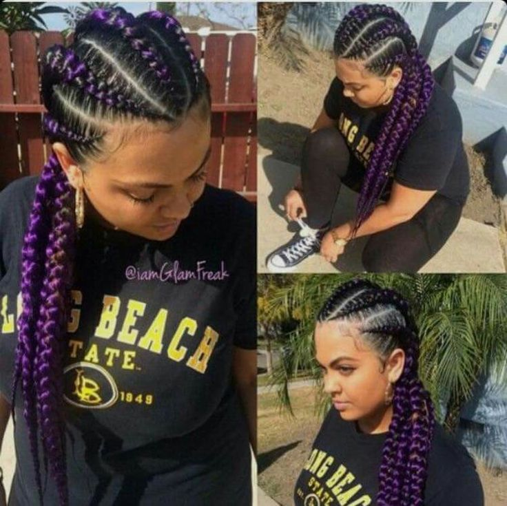351 Best Brades Images On Pinterest Grey Hair Plaits And Silver Hair