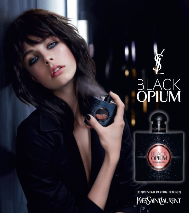 In September of 2014 Yves Saint Laurent launched Black Opium. Coffee notes supposedly dominate this perfume.