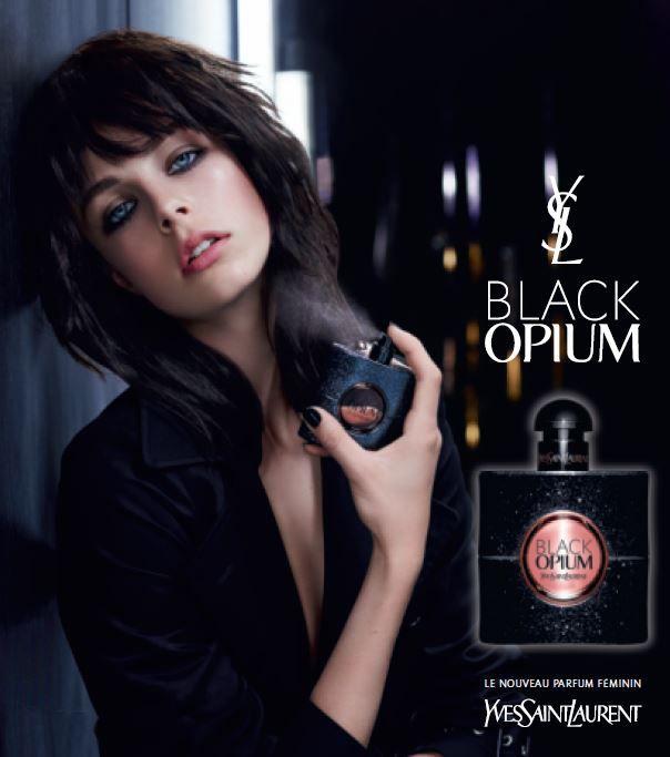 Eau de parfum, Yves Saint Laurent décline Black Opium en eau de toilette pour l'été.