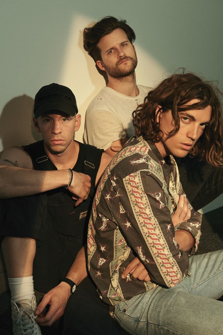 "NEWS: The alternative pop band, LANY, have announced a fall North American tour, called ""The Kinda Tour,"" for September through November.   Details at http://digtb.us/29OjrtX"