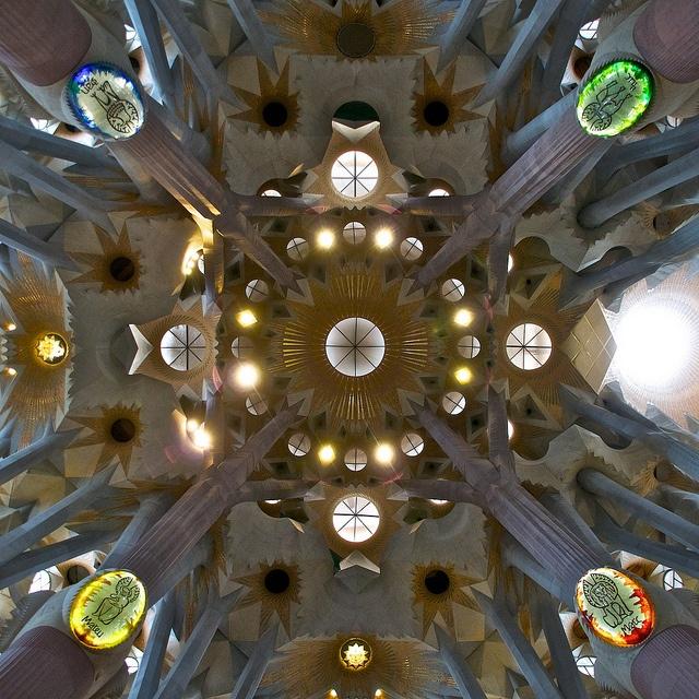 Barcelona: Sagrada Familia - Gaudi