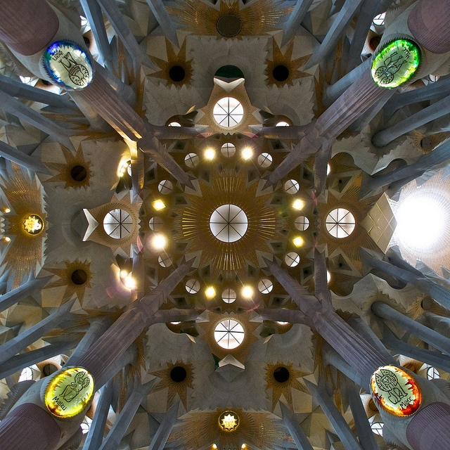 Segrada Familia Church - Gaudi  beyond spectacular