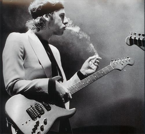 Mark Knopfler - Dire Straits - in Toronto at Maple Leaf Gardens in 1992, On Every Street Tour