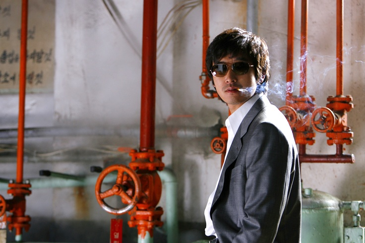 CHO Seung-woo in TAZZA: THE HIGH ROLLERS (Tajja, 타짜, The War of Flowers). Now Available on R1 DVD! Tazza: The High Rollers © 2006 CJ Entertainment Inc. and IM Pictures Corp.