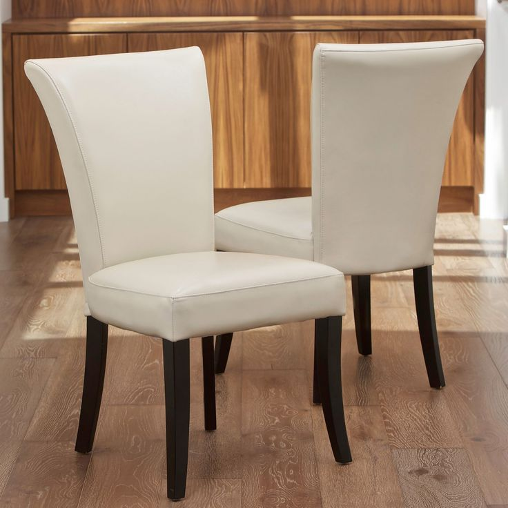 59 Best Furniture To Buy Images On Pinterest  Chair Chairs And Impressive Beige Leather Dining Room Chairs Design Decoration