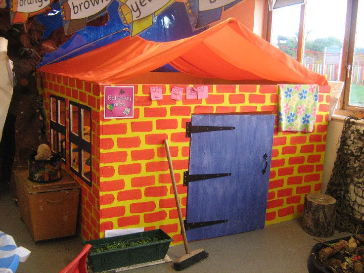 Role-play house classroom display photo - Photo gallery - SparkleBox