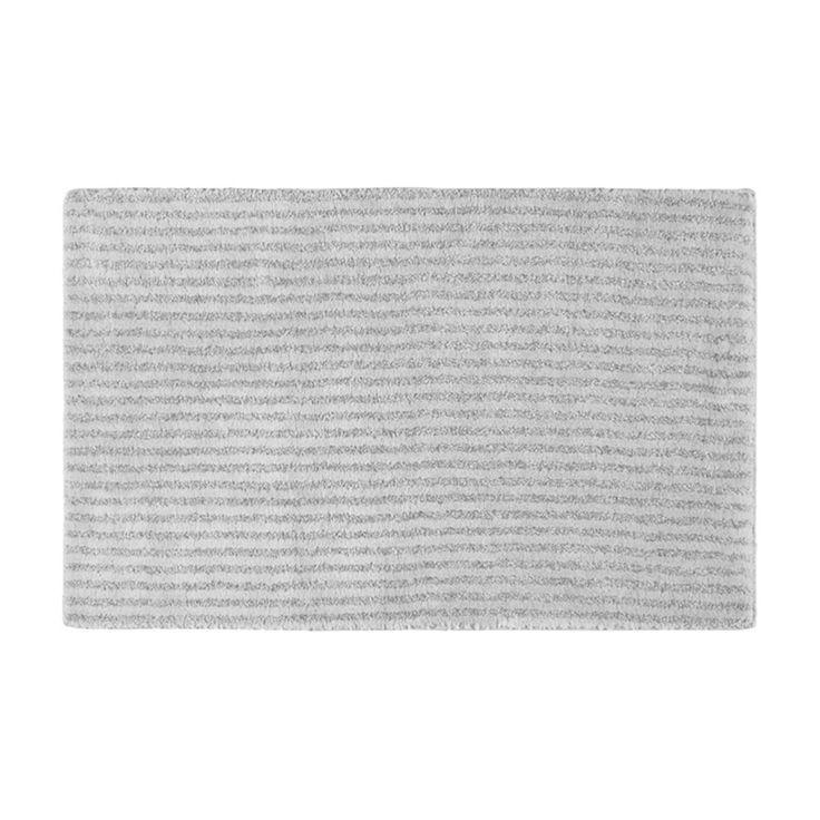 Girlanden Teppiche Sheridan Plusch Badezimmer Teppich Platin Grau Teppich Teppich Grau Badezimmer