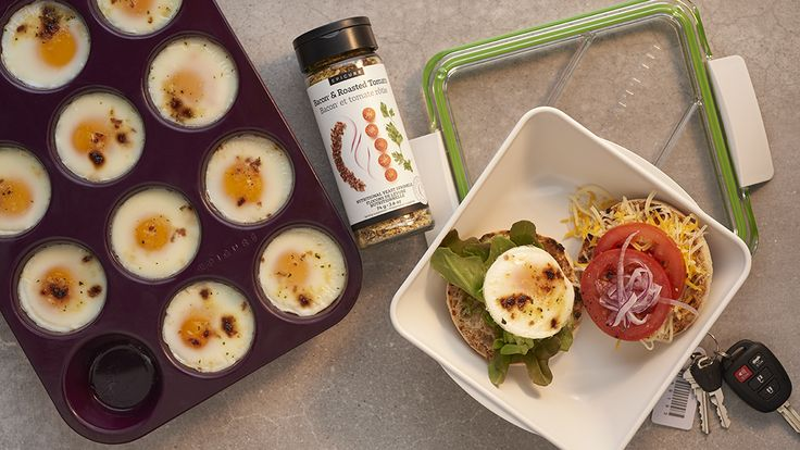 My new friend #epicuremuffinpan   Because breakfast is always special, Egg Muffin in Muffin Pan
