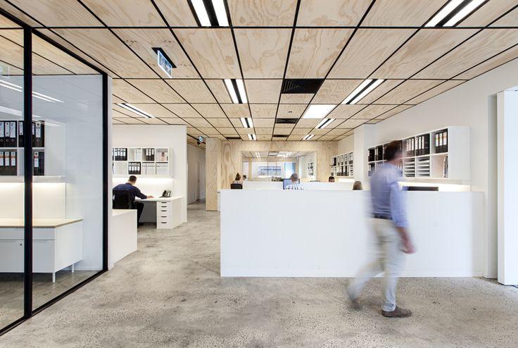 Gallery australian interior design awards office for Industrial design firms melbourne