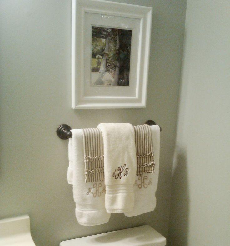 Best 25+ Towel display ideas on Pinterest | Bathroom ...
