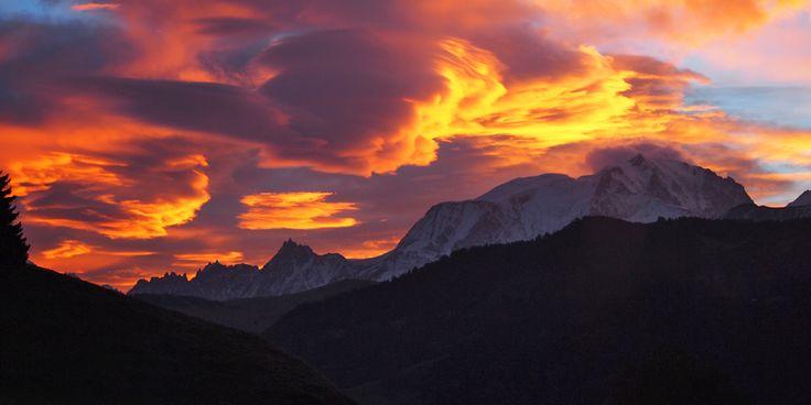 Le Val d'Arly vous souhaite une belle journée. ©Mélanie Gachet