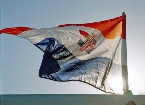 The Broadcasting Complaints Commission of SA (BCCSA) has dismissed a complaint about an SABC news report that depicted the old South African flag AWB flag and German Swastika.  Television critic Thinus Ferreira lodged a complaint against the state broadcaster for its coverage of the Black Monday protests against farm murders in November 2017.  The SABC interviews a minister who talks about the burning of the flag as if it is something that happened now during the protest. No flag  either old…