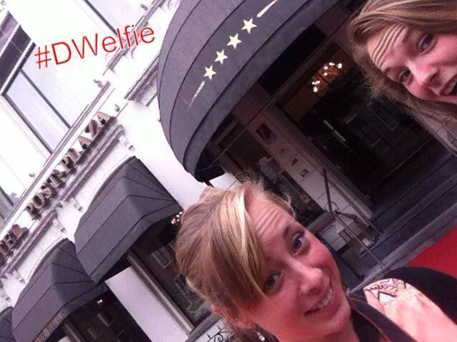 Daar gaan we weer! Grand Hotel Post-Plaza, bedankt voor het heerlijke bedje. Waar maken we onze volgende #DWelfie?