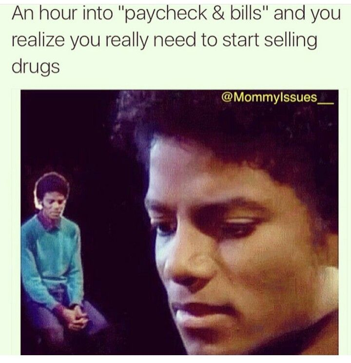 Pay day blues